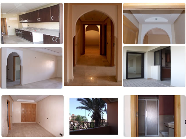 belle appartement-Immobilier Marrakech