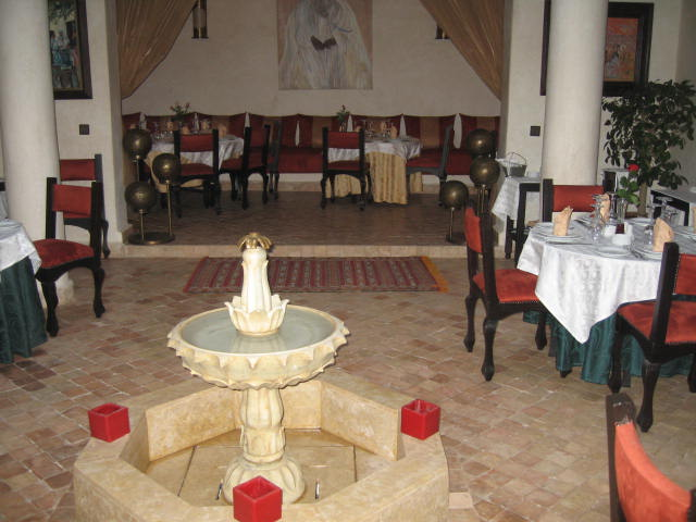Affaire Restaurant- Immobilier Marrakech